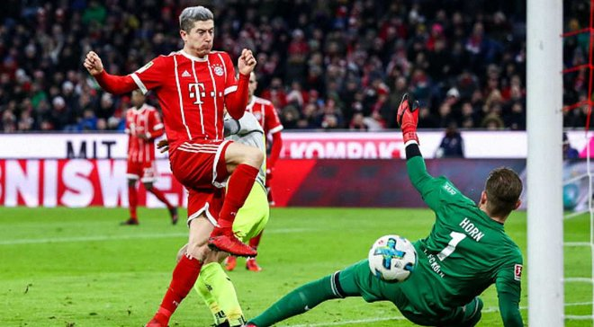 Футбол германия угловые кёльн- шальке