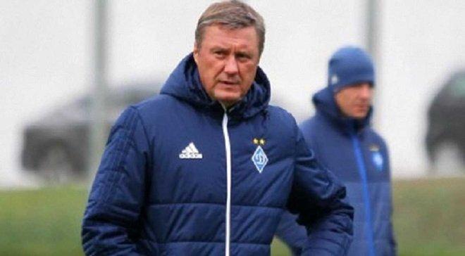 Хацкевич: Мы действительно интересуемся Иваничем