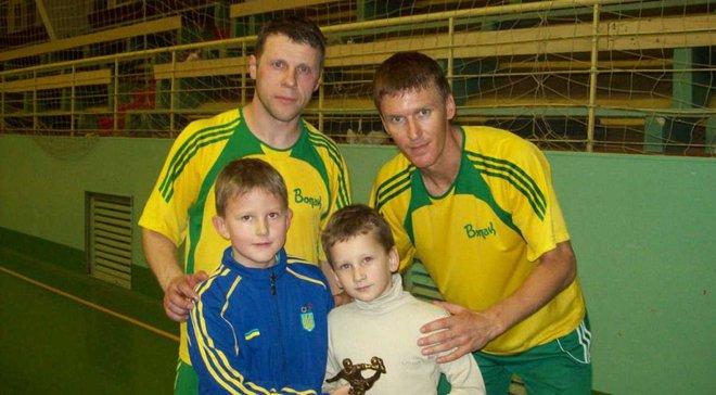 Федецький, Сачко та Михалик зіграють на футзальному турнірі в Луцьку