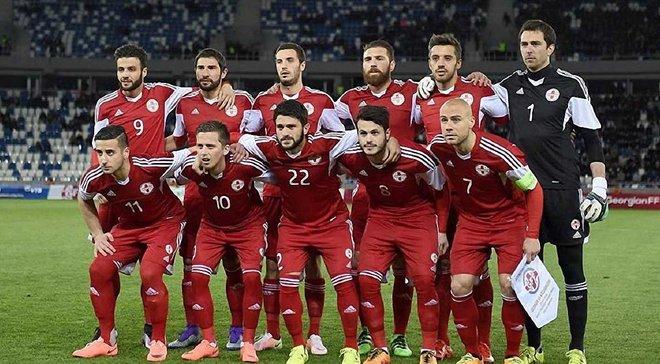 Грузія отримала нагороду Fair Play від УЄФА
