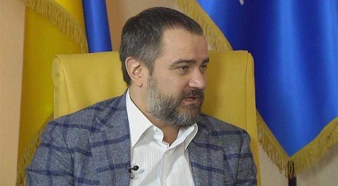 Павелко: Мы начинаем видеть стиль сборной Украины