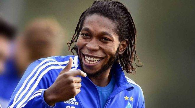 Мбокани: Надеюсь продлить контракт с Динамо