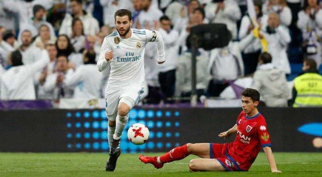 Кубок Испании: Реал сыграл вничью с Нумансией, но вышел в 1/4 финала