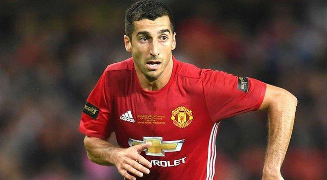 Манчестер Юнайтед готов включить Мхитаряна в сделку по трансферу Санчеса