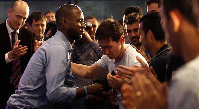 Абидаль: Месси попросил не показывать игрокам Барселоны мое видео, когда я похудел из-за рака