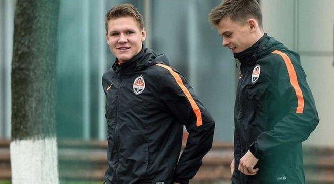 Гравець Шахтаря U-21 Зінкевич відправиться на збори з Олександрією