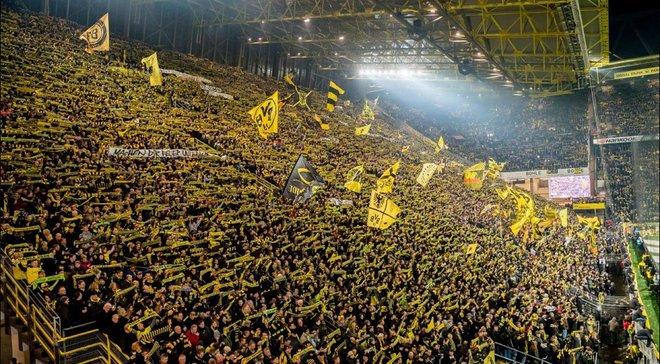 Фанаты Боруссии Д объяснили, почему будут бойкотировать матч против Аугсбурга
