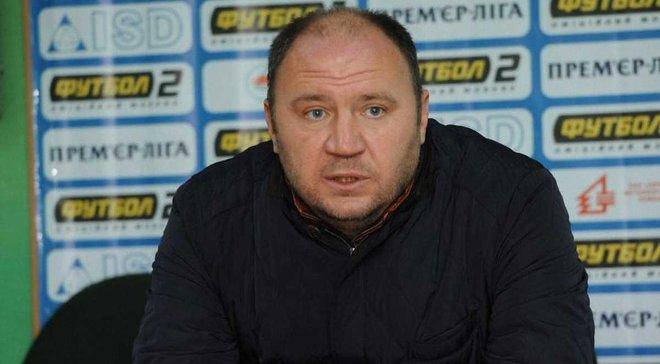 Пятенко – головний тренер Оболоні