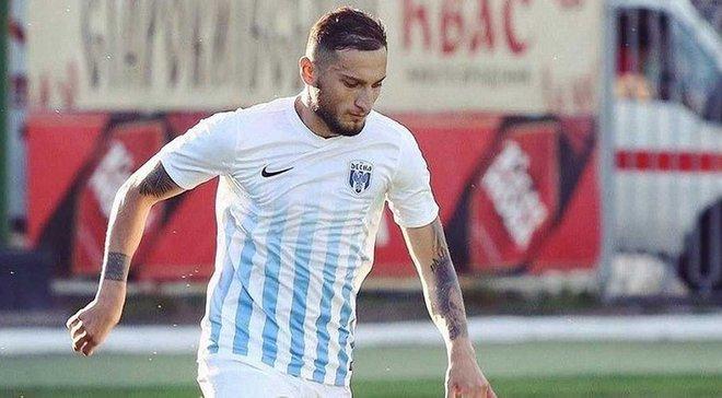 Олімпік орендував у Десни грузинського півзахисника Коберідзе