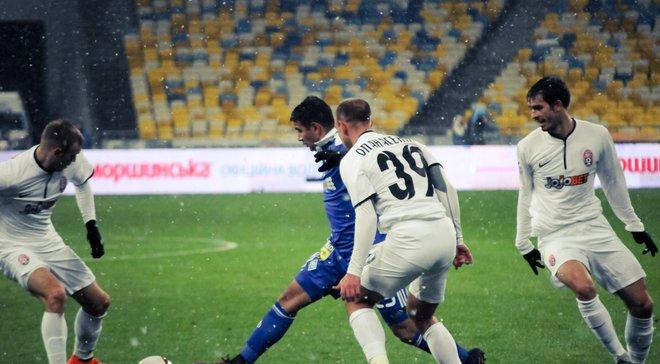Опанасенко продлил контракт с Зарей