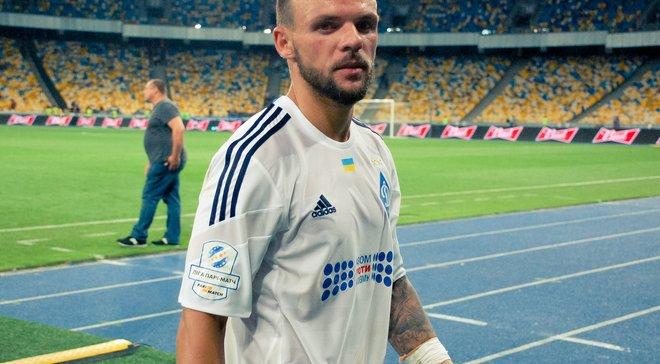 Морозюк продовжив контракт з Динамо