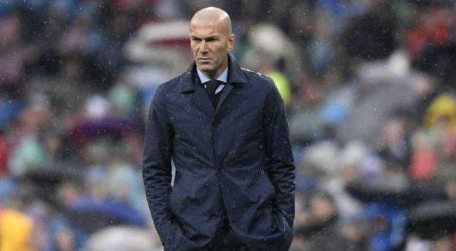Зидан: Реал не заслуживал поражения – мяч не хотел идти в ворота