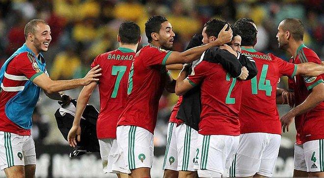 ЧАН-2018: Сборная Марокко разгромила Мавританию в матче-открытии