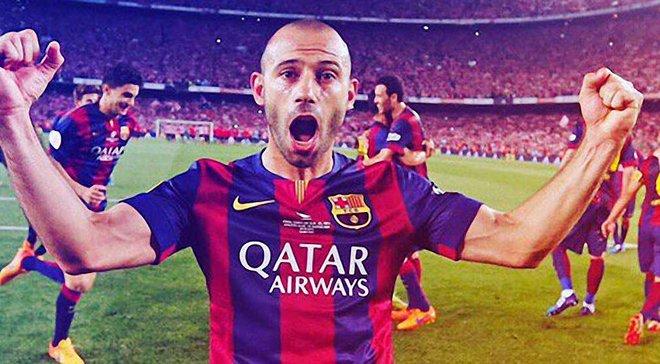 Маскерано признался, ради какого клуба хотел покинуть Барселону в 2014 году