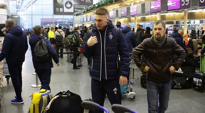 Мбокани, Кравец и Корзун не полетели с Динамо на сбор в Марбелье
