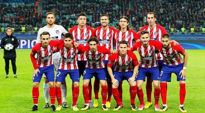 Атлетіко у матчі з Ейбаром повторив свій рекорд за кількістю пропущених голів у першому колі чемпіонату Іспанії