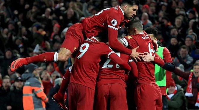 Ливерпуль – Манчестер Сити – 4:3 – видео голов и обзор матча