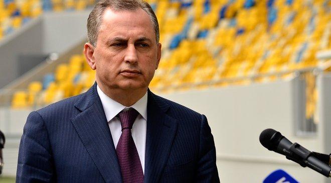 Колесников: Украина перед Евро-2012 построила больше, чем Грузия за 15 лет