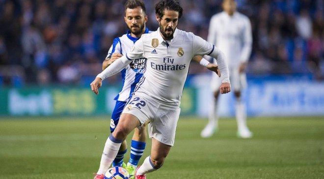 Реал Мадрид – Депортиво прогноз на матч Примеры 2017/18