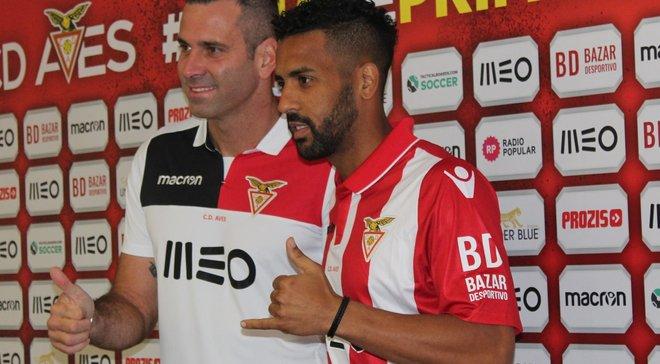 Топ-новини: Тіссоне перейшов в португальський клуб, з Дніпра зняли 6 очок, Роналдінью закінчив кар'єру