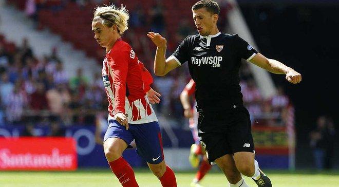 Кубок Іспанії: Атлетіко вдома несподівано поступився Севільї, Валенсія обіграла Алавес