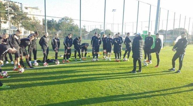 Зоря програла Леху в першому матчі на зборах, Хобленко взяв участь в одному з голів