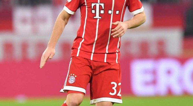 Киммих стал лучшим немецким игроком 2017 года