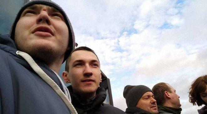 ФФУ приняла на работу освобожденных из плена фанатов Зари