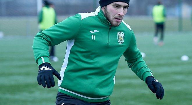 Чачуа: Лебеденко – єдиний футболіст, якому подобаються збори