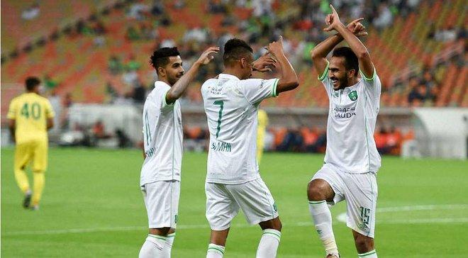 Аль-Ахлі Реброва вийшов до 1/4 фіналу Кубка Саудівської Аравії