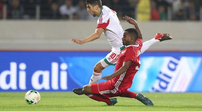 ЧАН-2018: Марокко и Судан сыграли вничью, Мавритания бесславно покинула турнир
