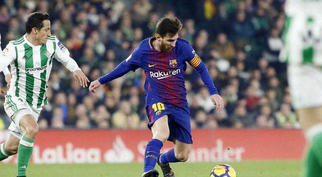 Бетіс – Барселона – 0:5 – відео голів та огляд матчу