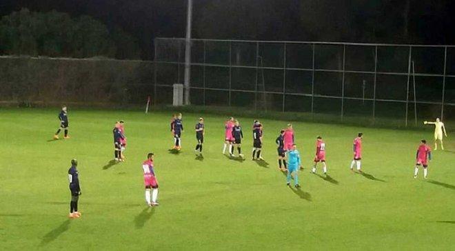 Чорноморець – Політехніка – 0:3 – відео голів та огляд матчу