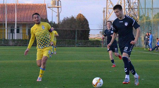 Сталь – Ювентус Бухарест – 0:0 – огляд матчу