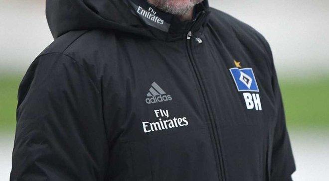 Бернд Холлербах очолив Гамбург