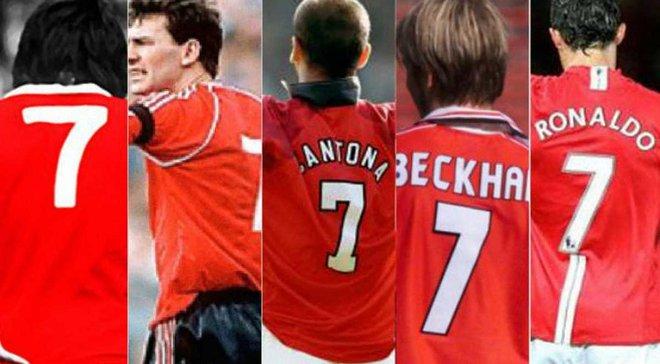 Топ-10 гравців Манчестер Юнайтед, які грали під 7-м номером – від Беста до Депая