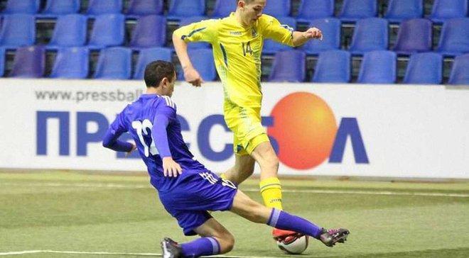 Збірна України U-17 здобула другу перемогу на Кубку Розвитку