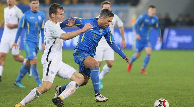 Чехія та Словаччина: представлення суперників України в Лізі націй УЄФА