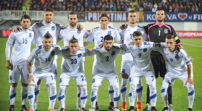Азербайджан и Косово отменили товарищеский матч из-за Лиги наций