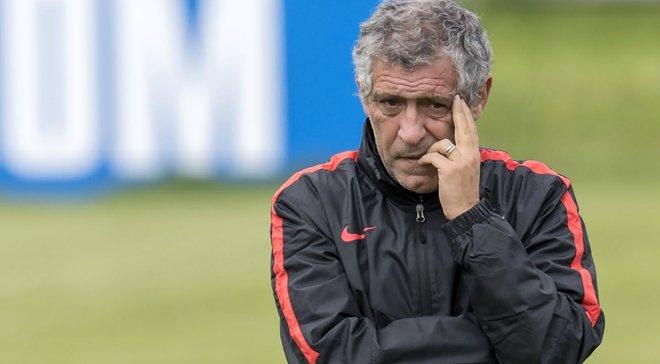 Наставник Португалии Сантуш прокомментировал результаты жеребьевки Лиги наций УЕФА