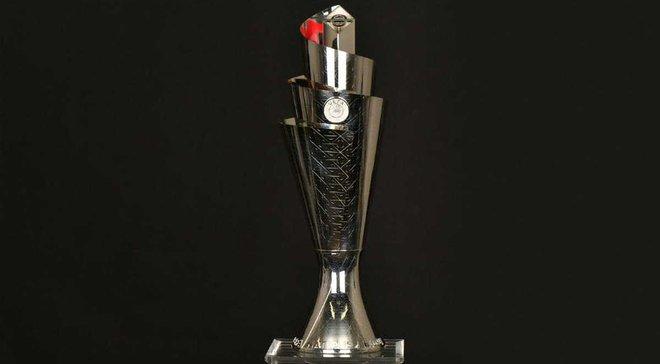 Ліга націй УЄФА: розклад матчів