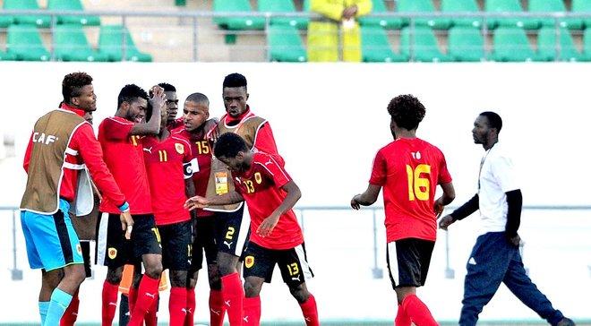 ЧАН-2018: Ангола вийшла у 1/4 фіналу турніру, Камерун спромігся набрати один пункт