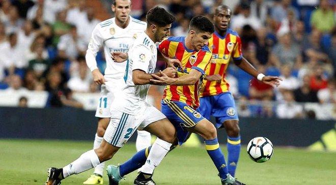 Валенсія – Реал Мадрид: прогноз на матч Прімери 2017/18