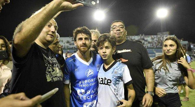 Пабло Аймар емоційно завершив кар'єру – великий кумир Мессі з образливим прізвиськом і вже тренер збірної