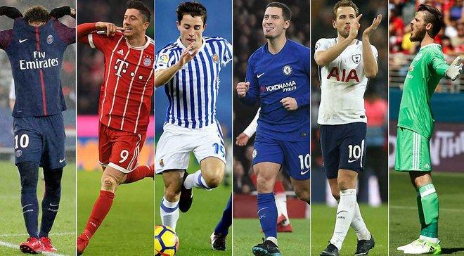 Реал приготував 300 мільйонів євро на трансферну революцію і знайшов 2 заміни Зідану