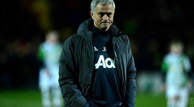 Моуринью прокомментировал дебют Санчеса за Манчестер Юнайтед