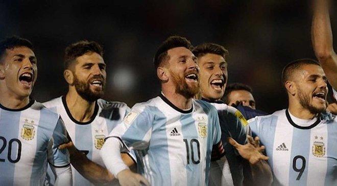 Аргентина проведе товариські матчі з Італією та Іспанією у Європі