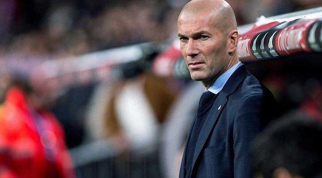 "Зидан назвал условие, при котором покинет Реал ""хоть завтра"""