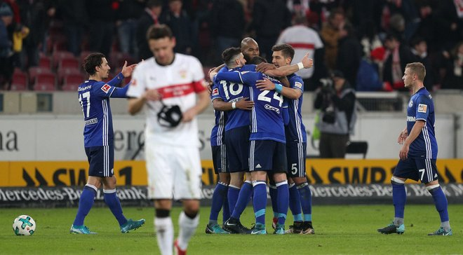 Штутгарт – Шальке – 0:2 – відео голів та огляд матчу
