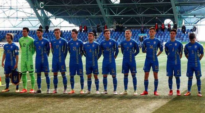 Сборная Украины U-17: очередная победа на Кубке Развития
